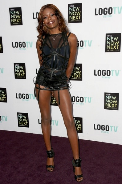Azealia Banks legs | Naked body parts of celebrities