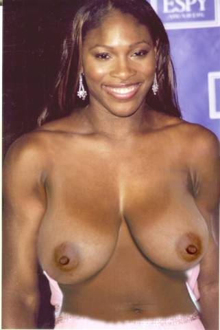 Black celebrity serena williams 2