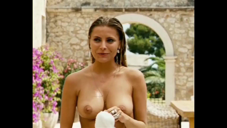 Sophia Thomalla Nude Da Muss Mann Durch Hausfrau Muss Den