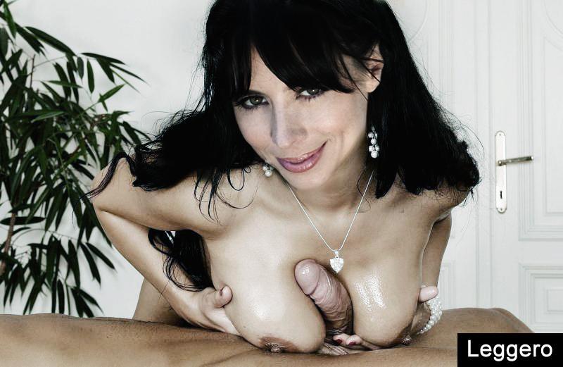 Natasha leggero fake boobs