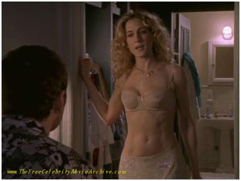 Сара джессика паркер фото голая