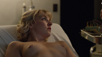 Naked lily rabe Lily Rabe