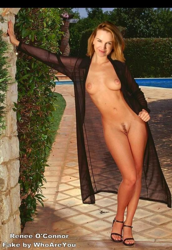 This idea Renee o conner nude think