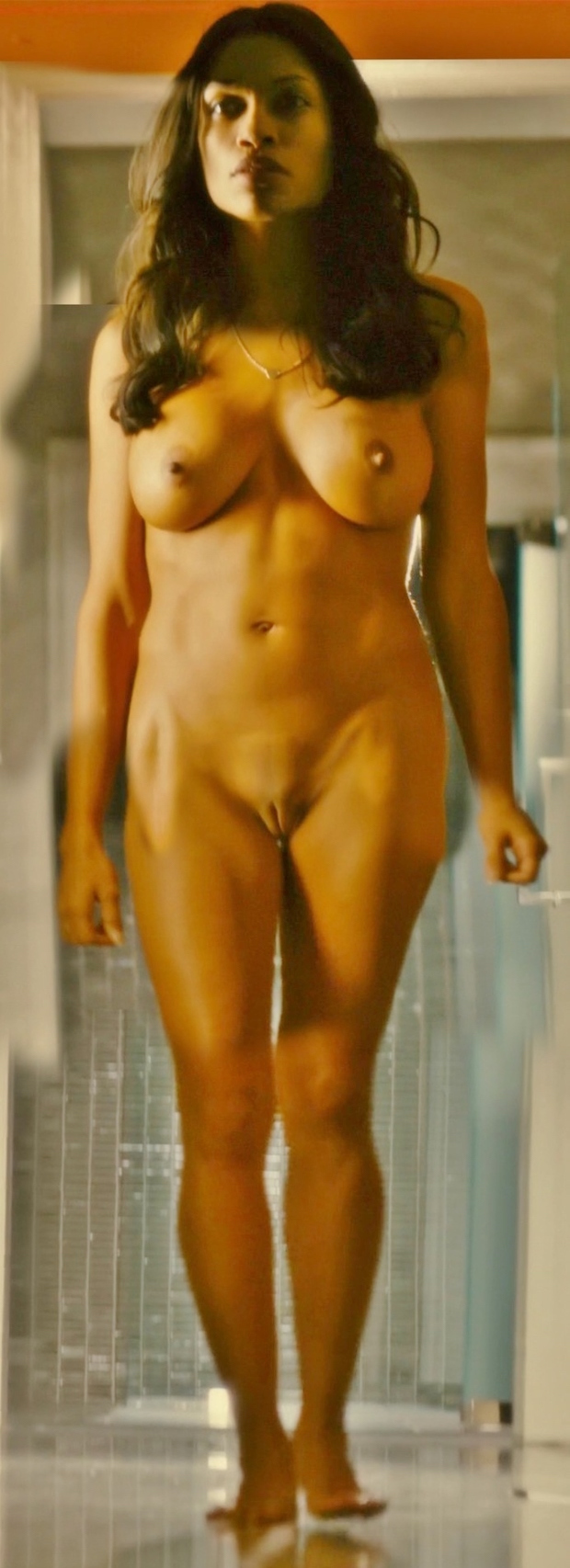 Naked Pictures Of Rosario Dawson