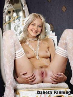 Pity, Dakota fanning fakes nude site