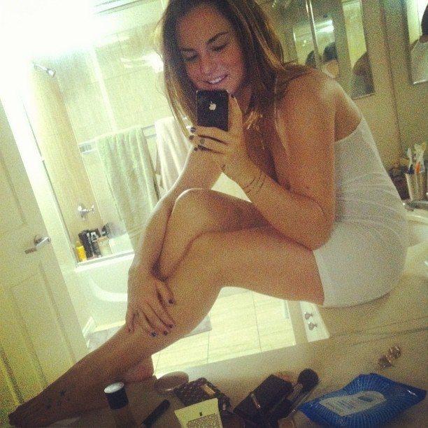 Stephanie mcmahon nude ass