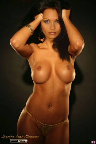 Remarkable, Nude jessica jane clement very