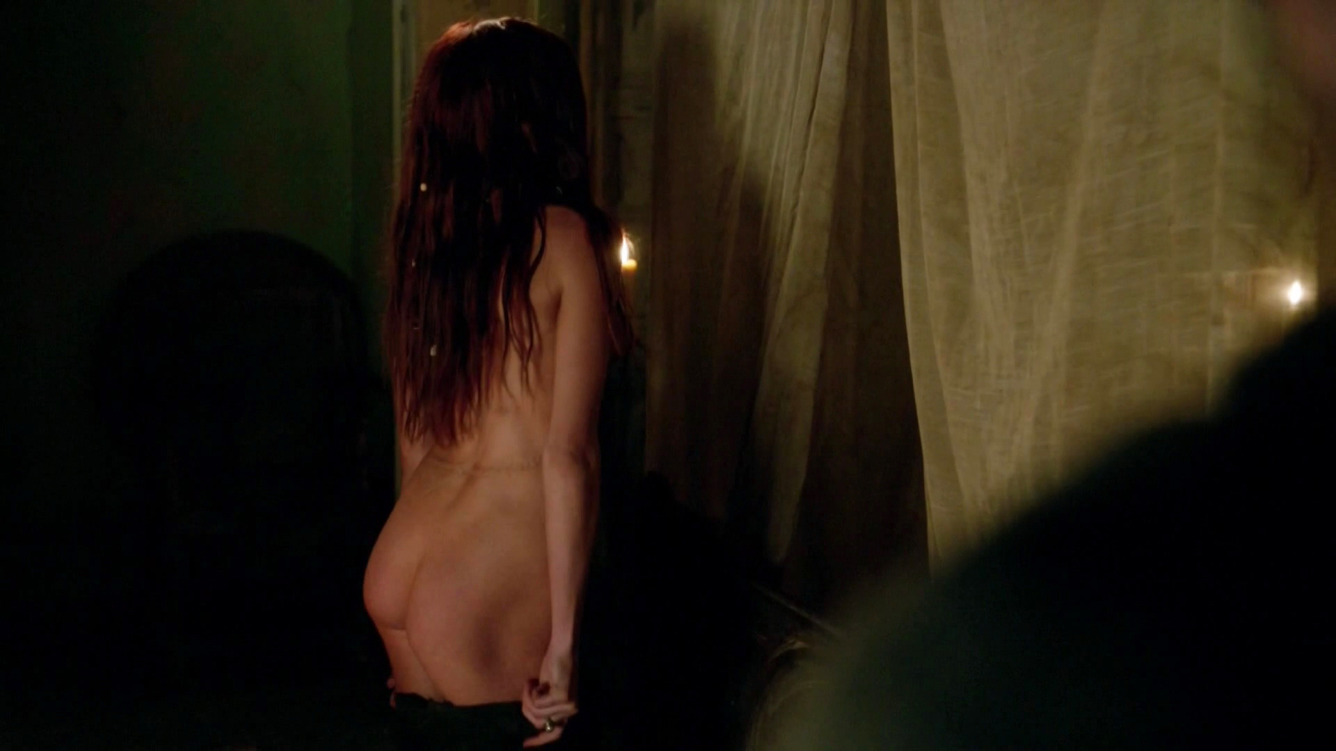 Accept. Paget brewster naked photo
