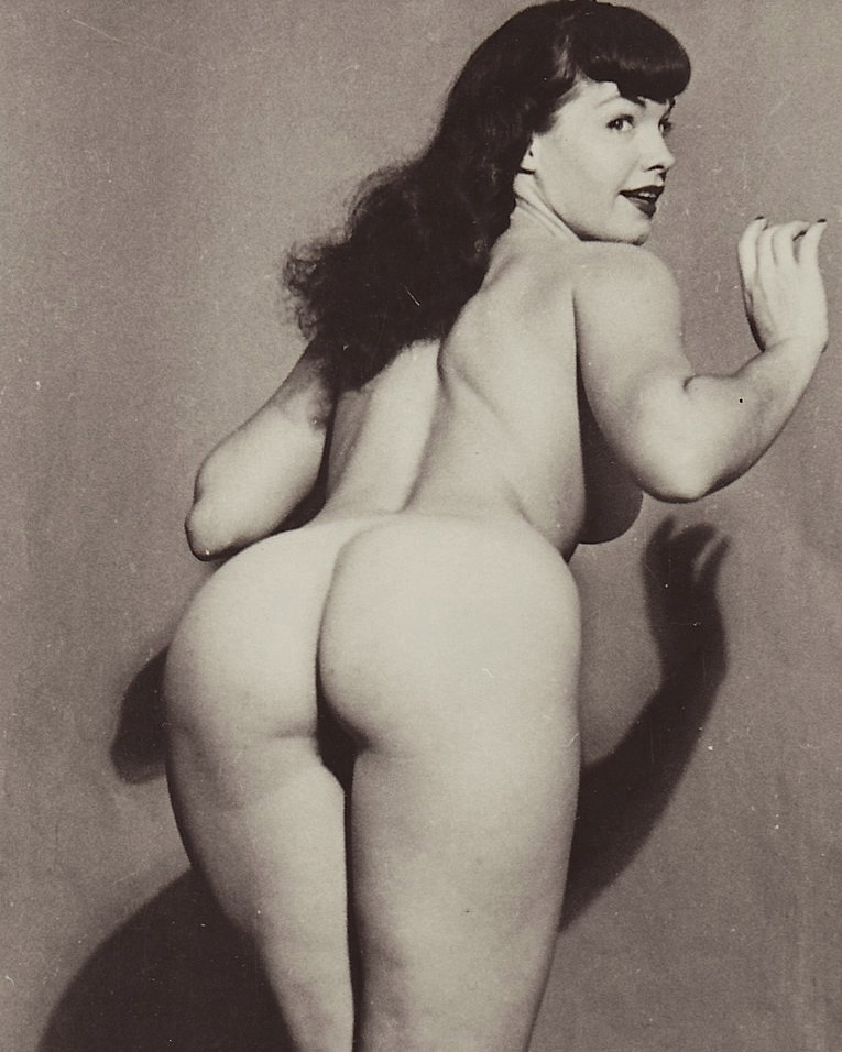 nude photos of bettie page № 76815