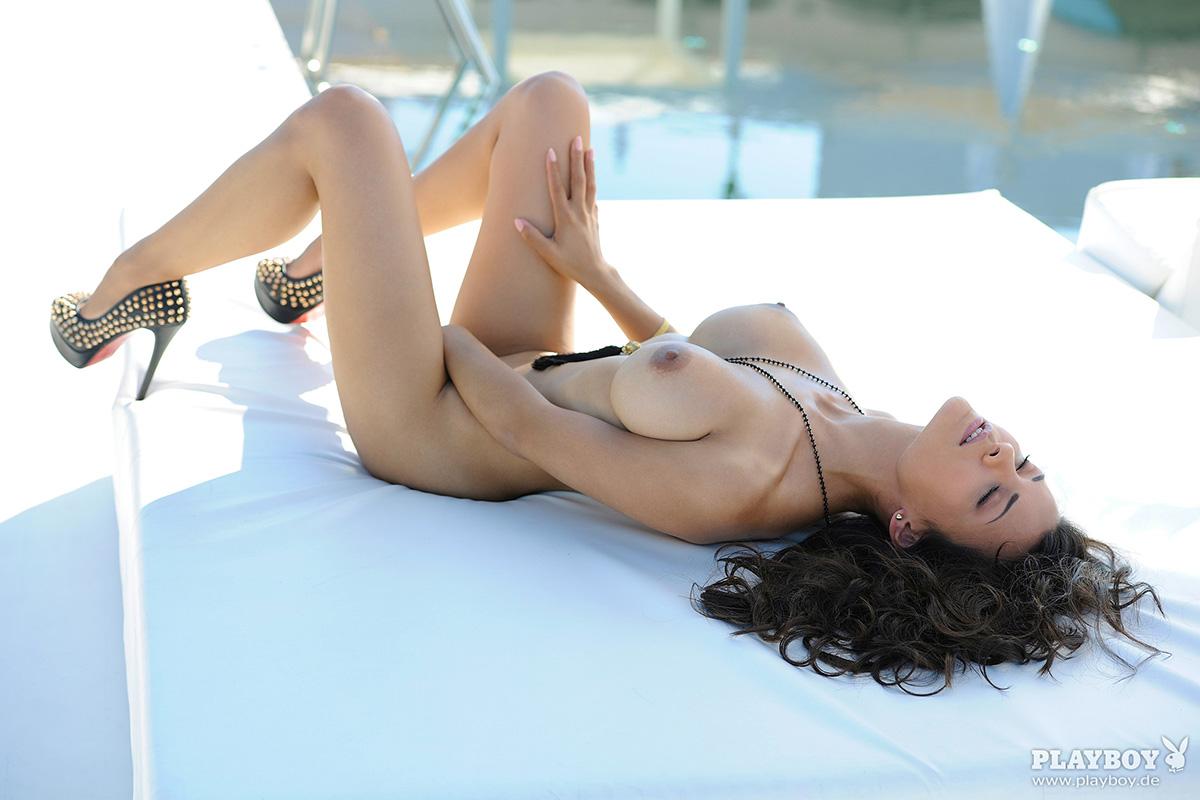 Plankl playboy nackt joana Joana Plankl